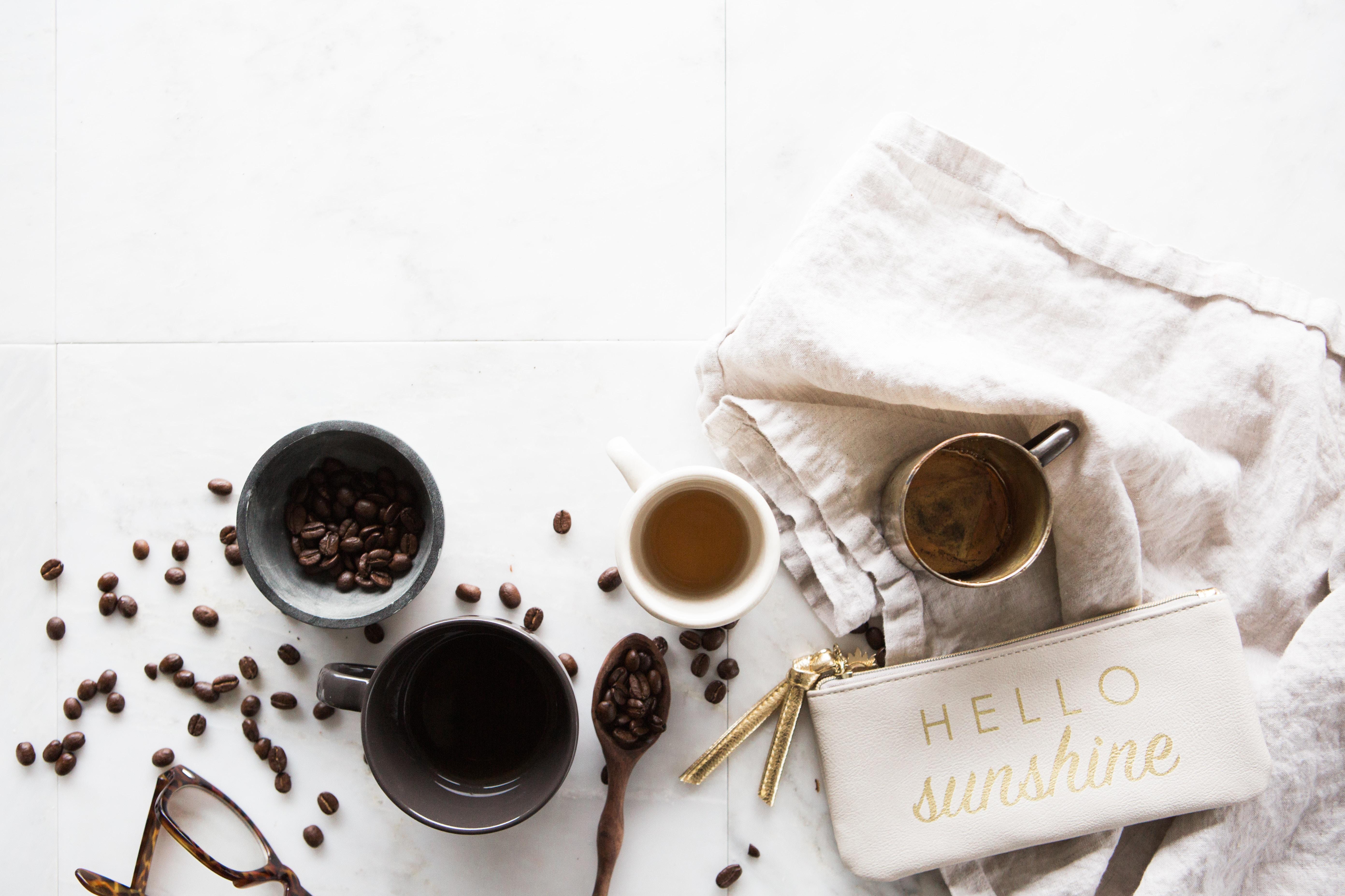 Kaffee und Schönheit - Was steckt dahinter?