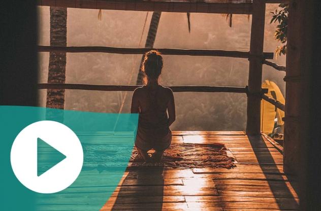 Yoga gegen Burnout mit Anna Trökes